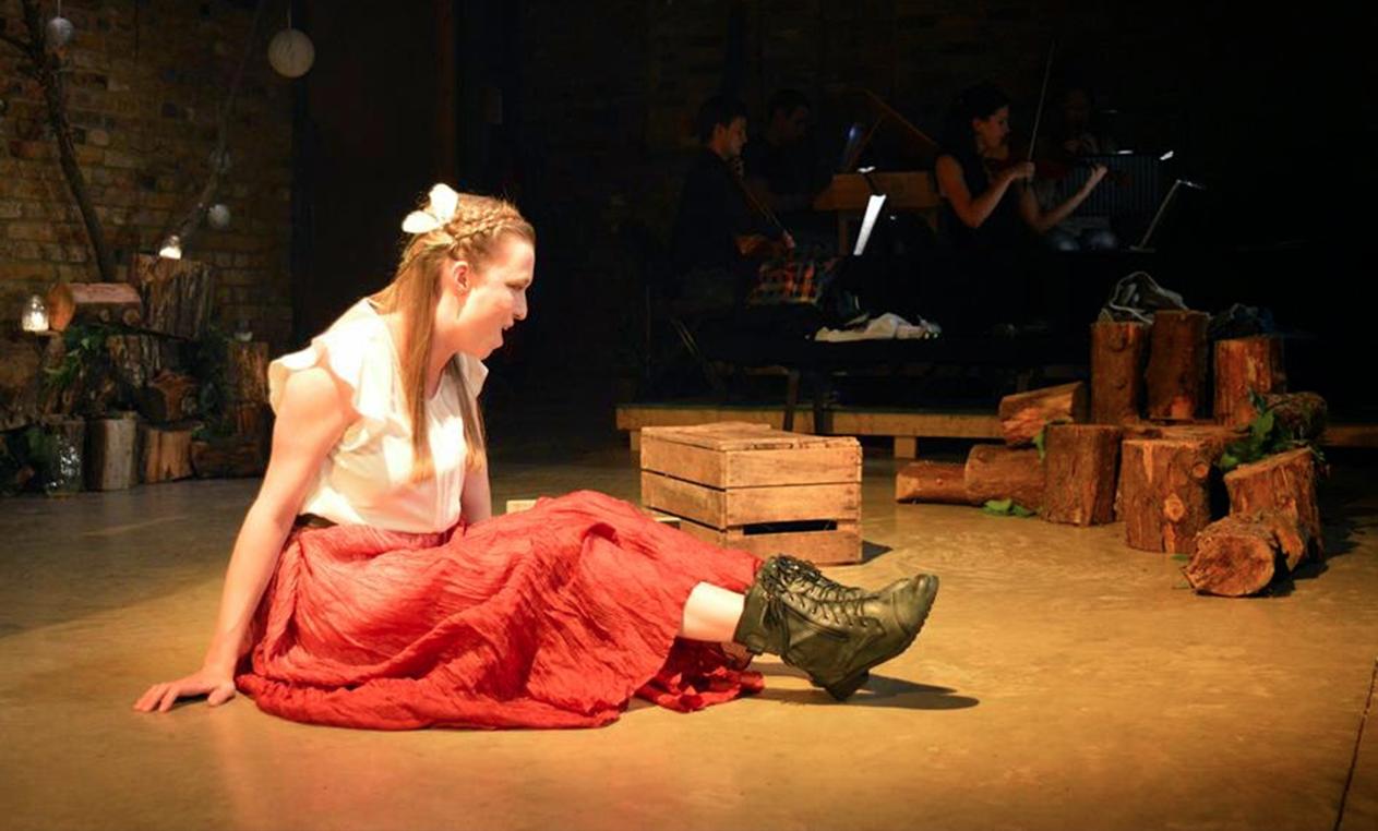 Acis & Galatea - Arcola Theatre