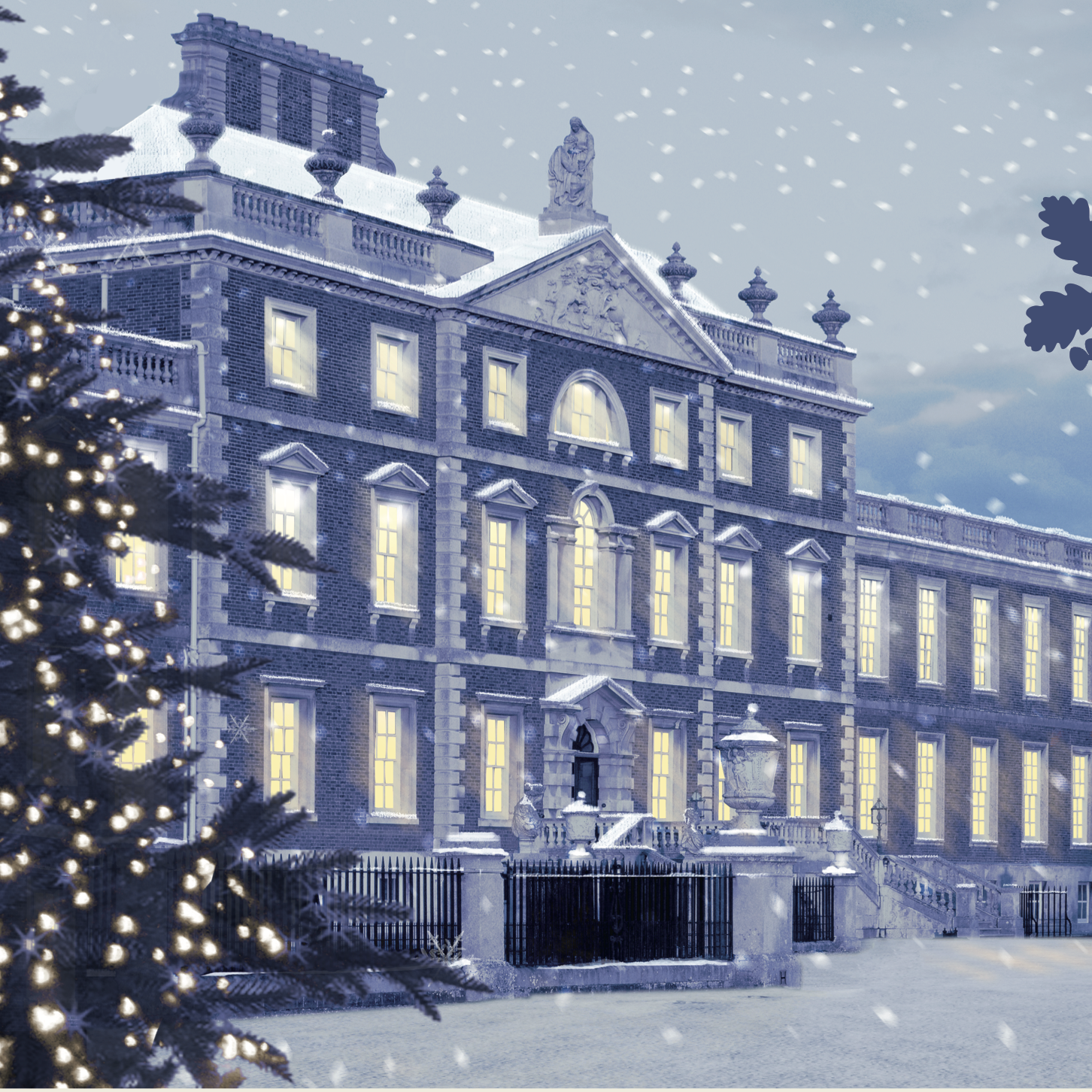 Wimpole Hall Christmas