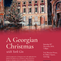 A Georgian Christmas
