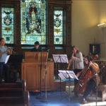 Recording at Wimpole 2018